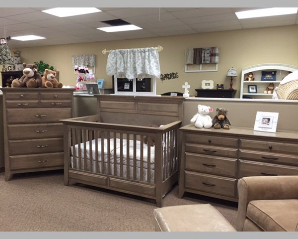 Waverly Baby Cot