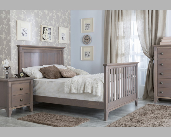 Edison Double Bed