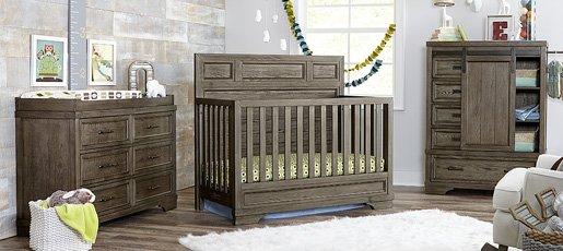 Foundry Crib Best baby furniture
