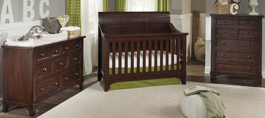 Westwood Designs Solid Wood Cribs Baby Tyme Furniture