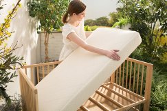 When to Flip a Crib Mattress