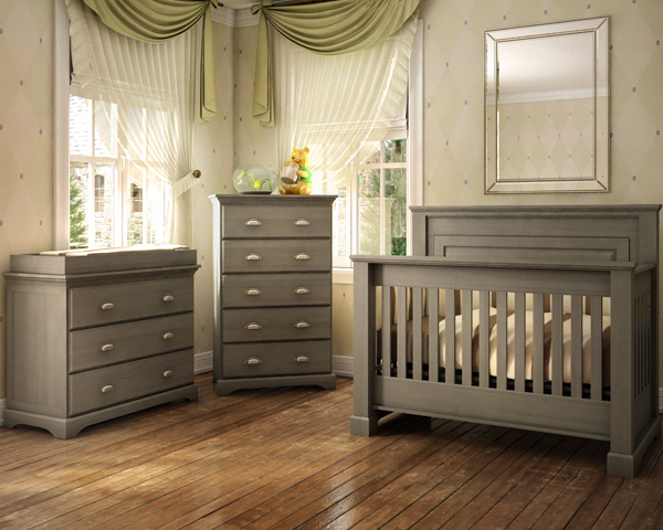 Carson Bed Cribs for Newborns