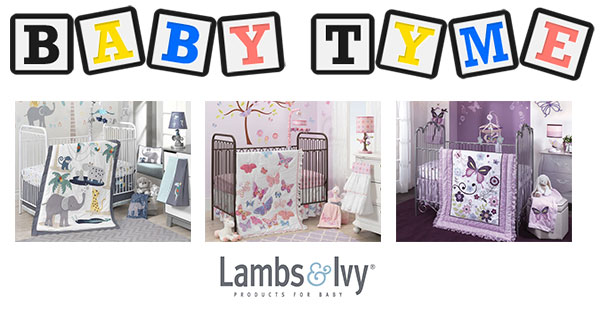 Lambs & Ivy Quality Baby Bedding Akron   Baby Tyme Furniture