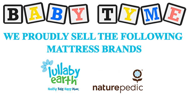 Top Baby Mattress Brands in Cleveland | Baby Tyme Furniture